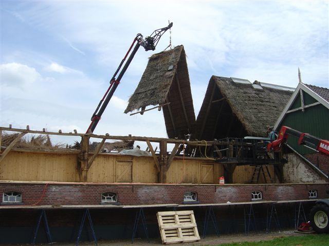 Onderhoud aan dak uitbesteden